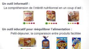 Étiquetage nutritionnel simplifié : le modèle officiel déjà adopté par 4 grandes marques alimentaires !