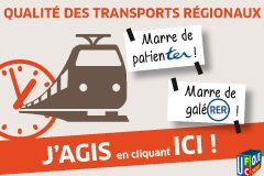 Transports régionaux en Pays de Loire : Marre de patienTER ? Avec l'UFC-Que Choisir, agissez !