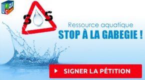 RESSOURCE AQUATIQUE – STOP A LA GABEGIE !