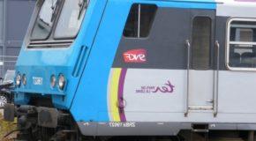 Avis de recherche!  La «période bleue» a disparu sur les TER de la région Pays de la Loire