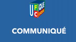 UFC-Que Choisir de la Sarthe : communiqué COVID 19