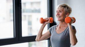 Coronavirus : les exercices pour personnes âgées